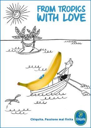 Chiquita - La Pubblicità