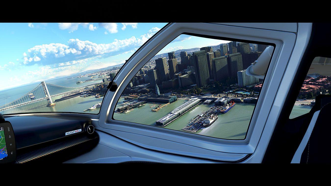 . Microsoft Working on Flight Simulator VR Support
