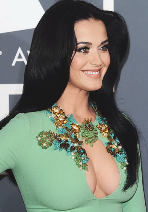 Anal Porn Black Female Celebrities - Sexy Female Celebrities: Katy Perry At The 2013 Grammy Awards [Photos]