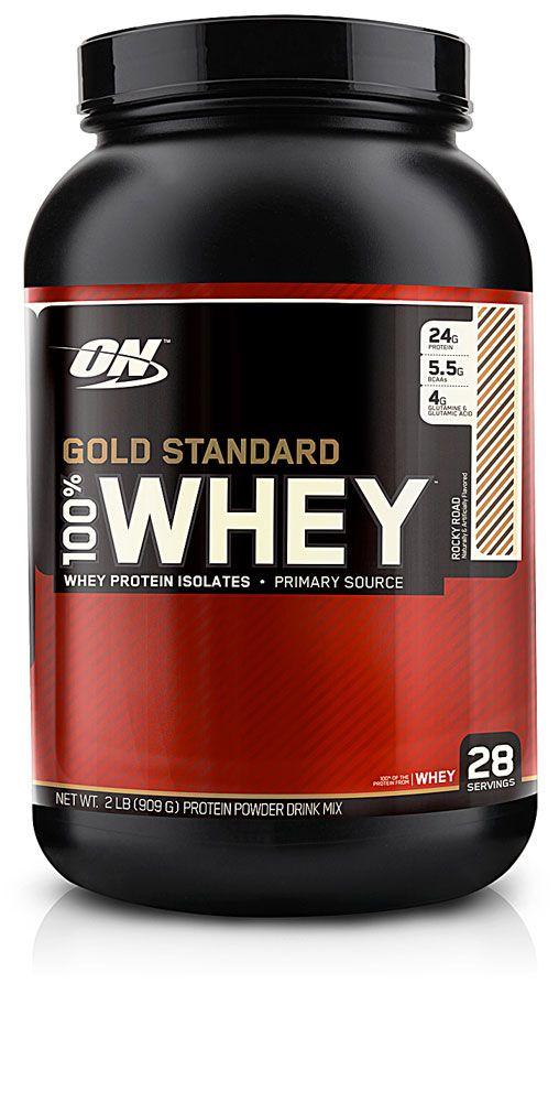 Optimum Nutrition Gold Standard 100 Whey Rocky Road 2 Lbs Gold Standard Whey Whey Protein Gold Standard Consejos De Nutricion