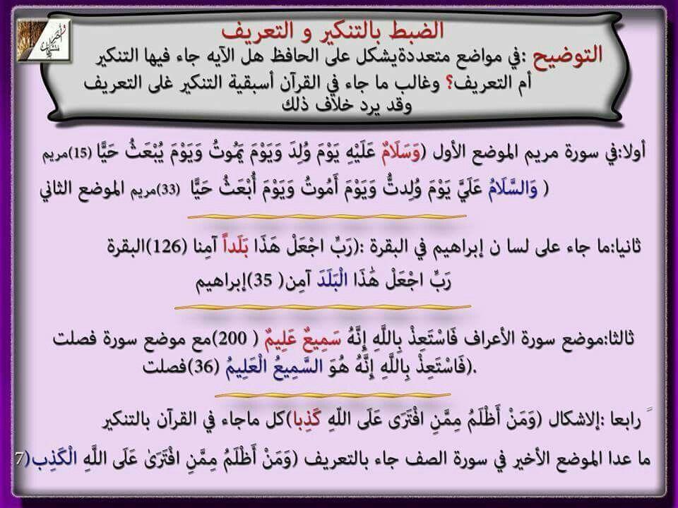 Pin By Nervana Gohar On Arabic Mind Maps Tafsir Al Quran Holy Quran Quran