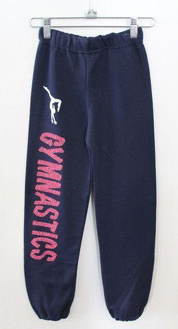 Gymnastics Sweatpants – Moon Child Boutique