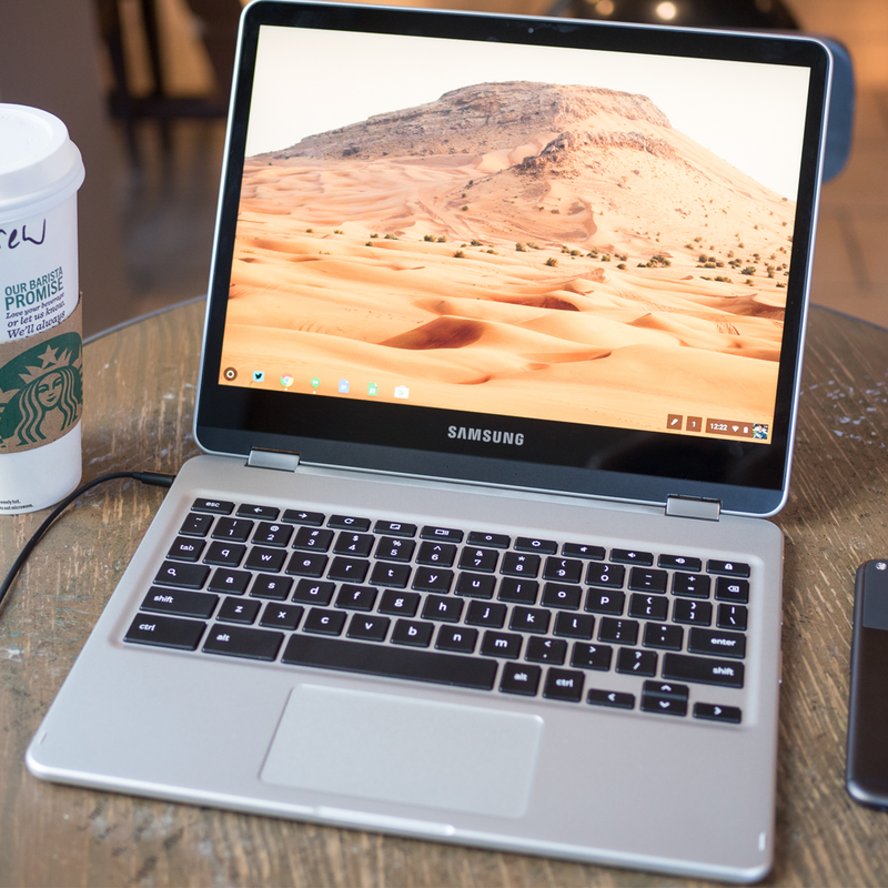Score the Samsung Pro 2in1 Chromebook with a Google Home