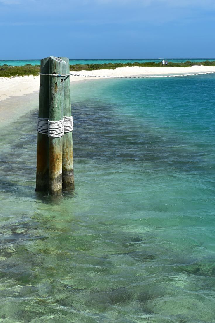Crystal Clear Waters Perfect For Snorkeling At The Dry Tortugas Dry Tortugas National Park Historic Tours National Parks