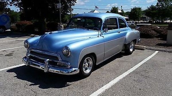 Chevrolet: Other styleline 1952 chevy styleline deluxe
