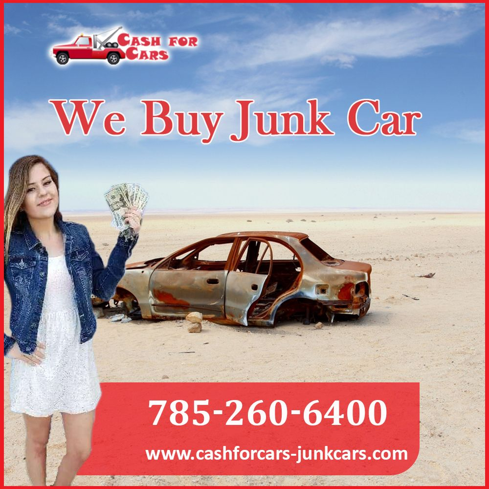 Wants to sell your Junk car and to get 'Best price', don't