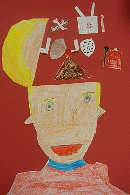 Self Portrait of What's in Your Head