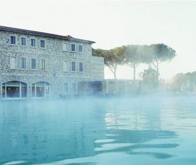 Monte Amiata - Toscana: Terme di San Filippo, San Casciano dei Bagni ...