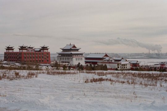 Mongolia - HaiLaEr