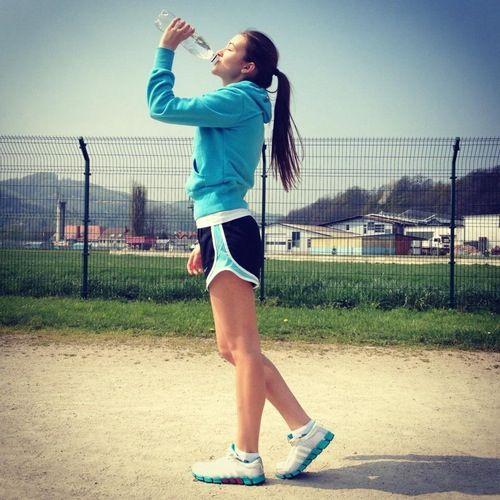 agua y ejercicio