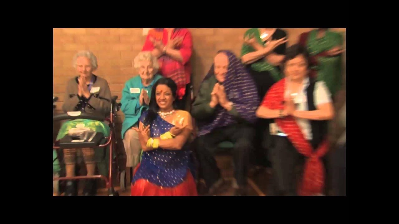 Bollywood Dancing For Seniors Promotes Active Ageing Bollywood Dance Dance Dance Routines