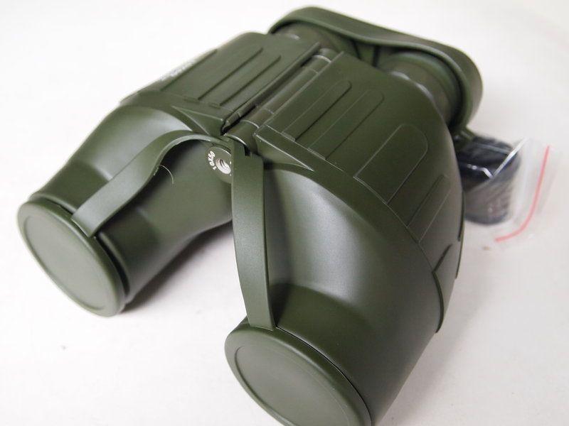 Militär marine fernglas 10x50 mit vergüteter optik für jäger