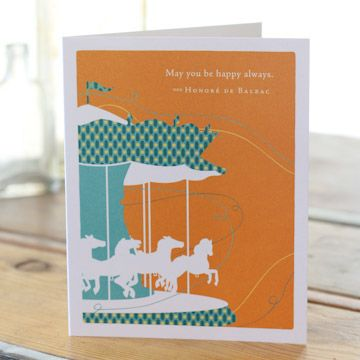 Saw this company's cards at Su Casa today (Positively Green Cards)