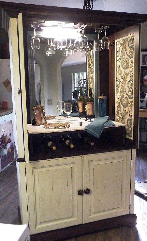 armoire redo in 2018 organizing armoire armoire redo furniture