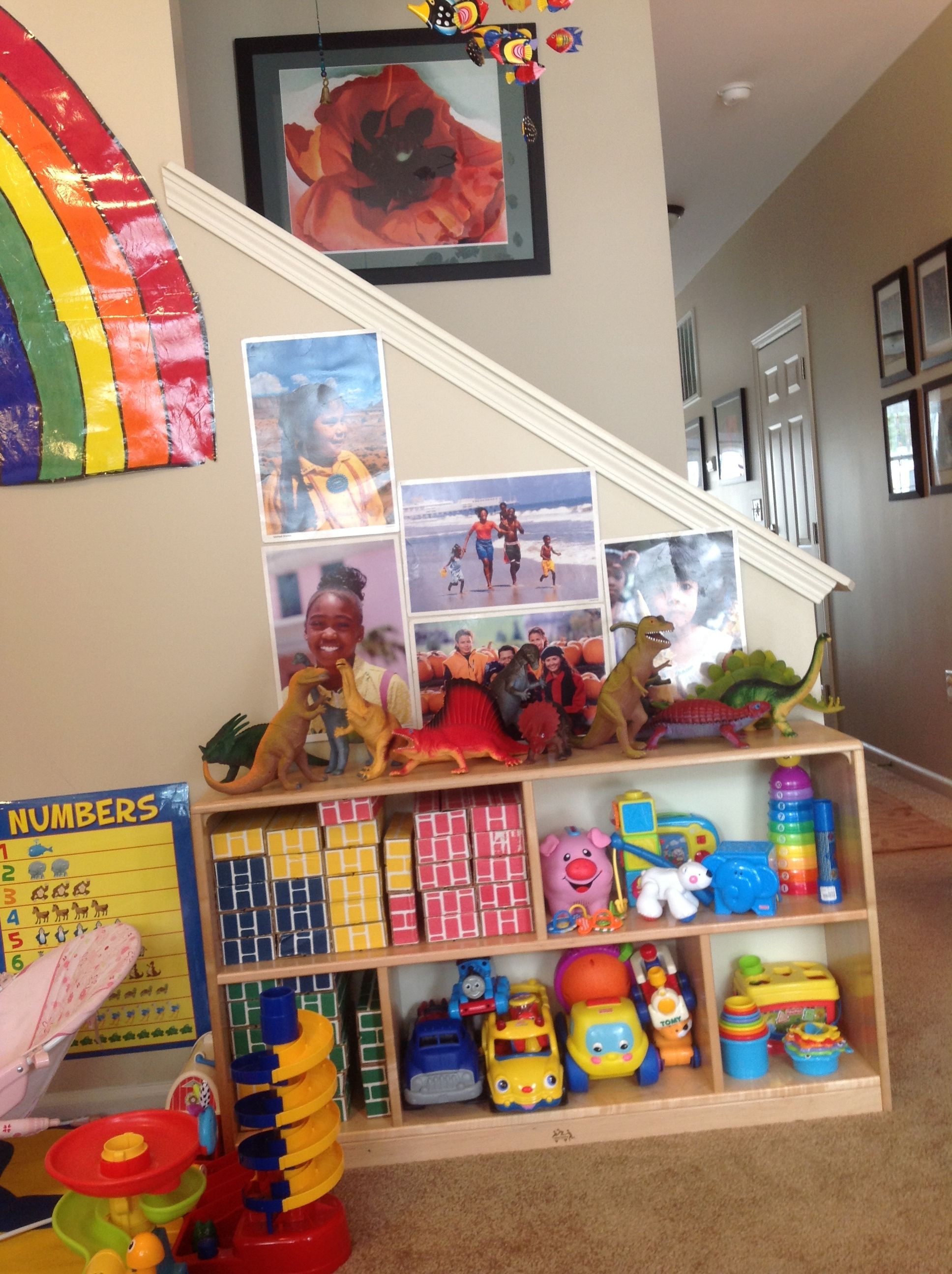 Small Space Setup Home Childcare Home Childcare Home Daycare Daycare Setup