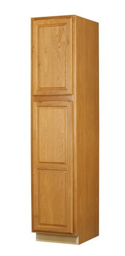 Huron Oak Standard 2 Door Tall Utility Cabinet At Menards 279 00 84 In H X 18 W 24 D