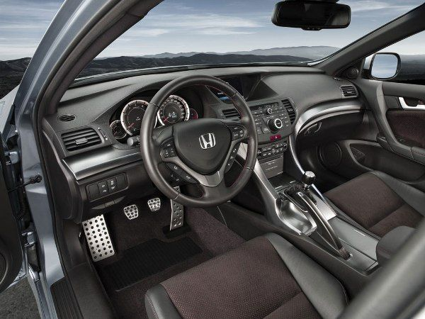 New Honda Accord 2013 First Images Review Interior Articles