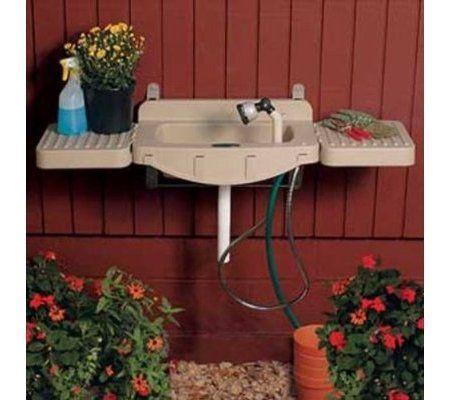 Wash Up Outside Garden Sink Outdoor Garden Sink Outdoor Sinks