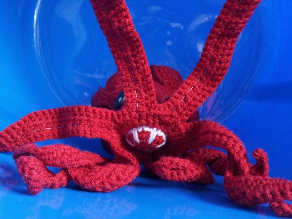 Olive the Crochet Octopus Puzzle 1 Olive Crochet Octopus Puzzle