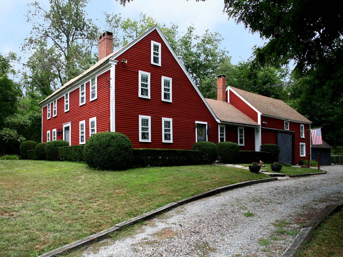 Pics of old new england houses heart new england dream for New england home builders