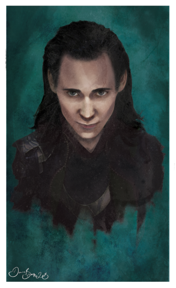 Loki by Dana-Brown on deviantART