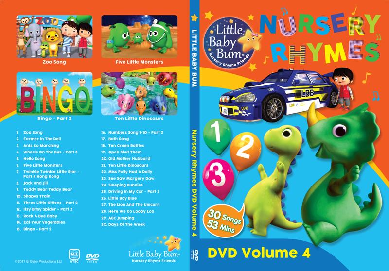 Volume 4 Nursery Rhymes Nursery Rhymes Rhymes Little Babies