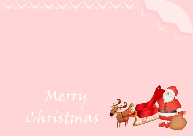 Santa christmas card card pinterest santa christmas christmas santa christmas card spiritdancerdesigns Choice Image