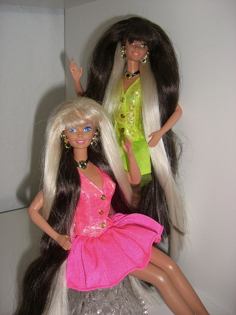 Cut N Style Barbie By What Doesnt Kill You Makes You