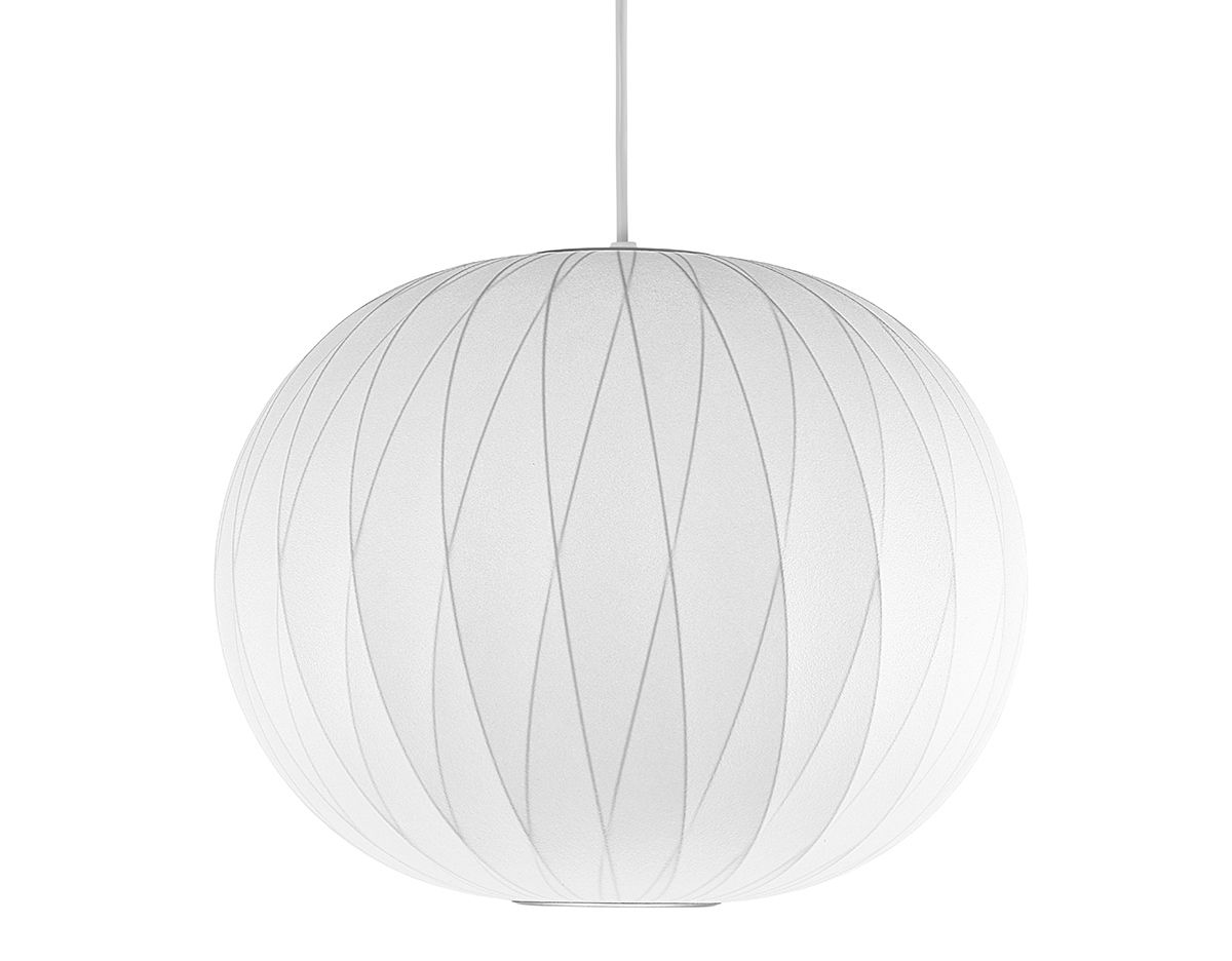 Nelson bubble lamp crisscross ball Nelson bubble lamp