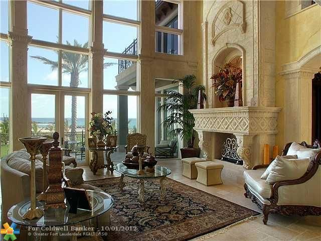 2306 Bay Dr Pompano Beach Fl 33062 Luxury Living Architecture