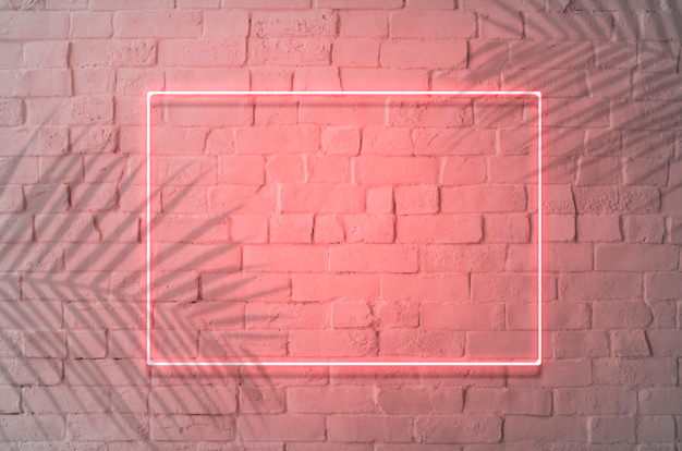 Download Your Design Here Neon Sign for free (con imágenes