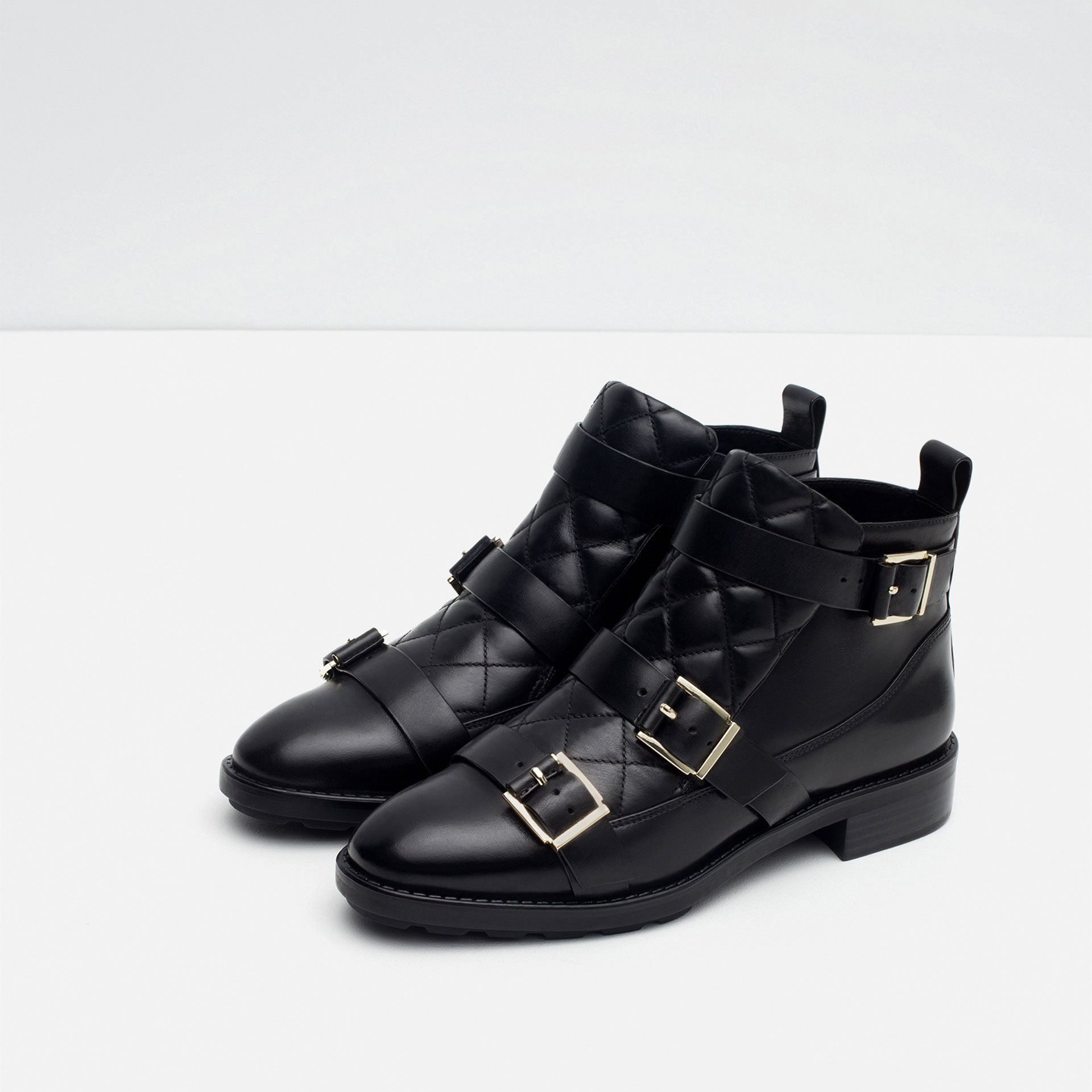 blackNew Shoes Cure BluesBottines the Zara boots en SzMVpqU