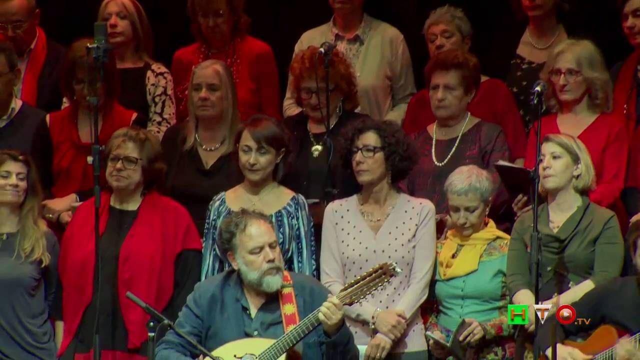 Ambrogio Sparagna - Concerto del 1° Maggio - I ribelli della montagna - ...