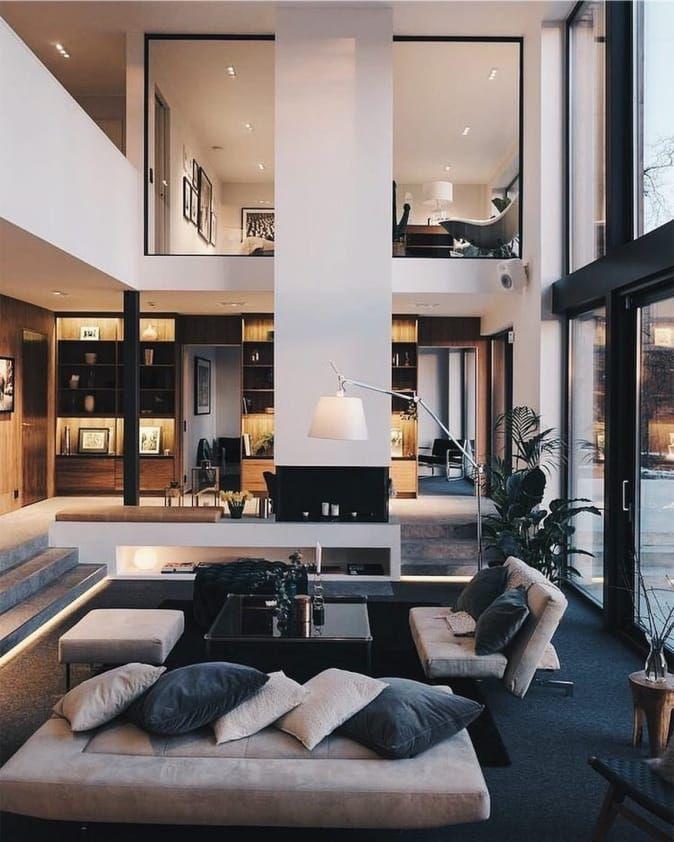Nadire Atas on Scandinavian Bedrooms / Home Design Idea Minimal Interior Design Inspiration | 167 | UltraLinx