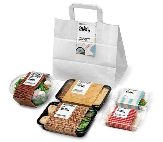 Take away food packaging design design packaging envase para alimentos empaques y dise o - Envases take away ...