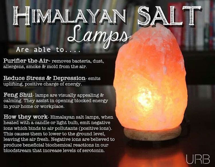 Salt Rock Lamp Benefits Prepossessing Himalayan Salt Lamps My Goal Is To Put Them Everywhere In My Home Review