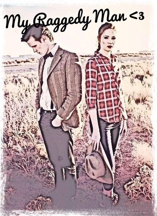 My Raggedy Man • Unknown/ The Impossible Astronaut • The Doctor, Amy Pond  #jazyjazbansedits
