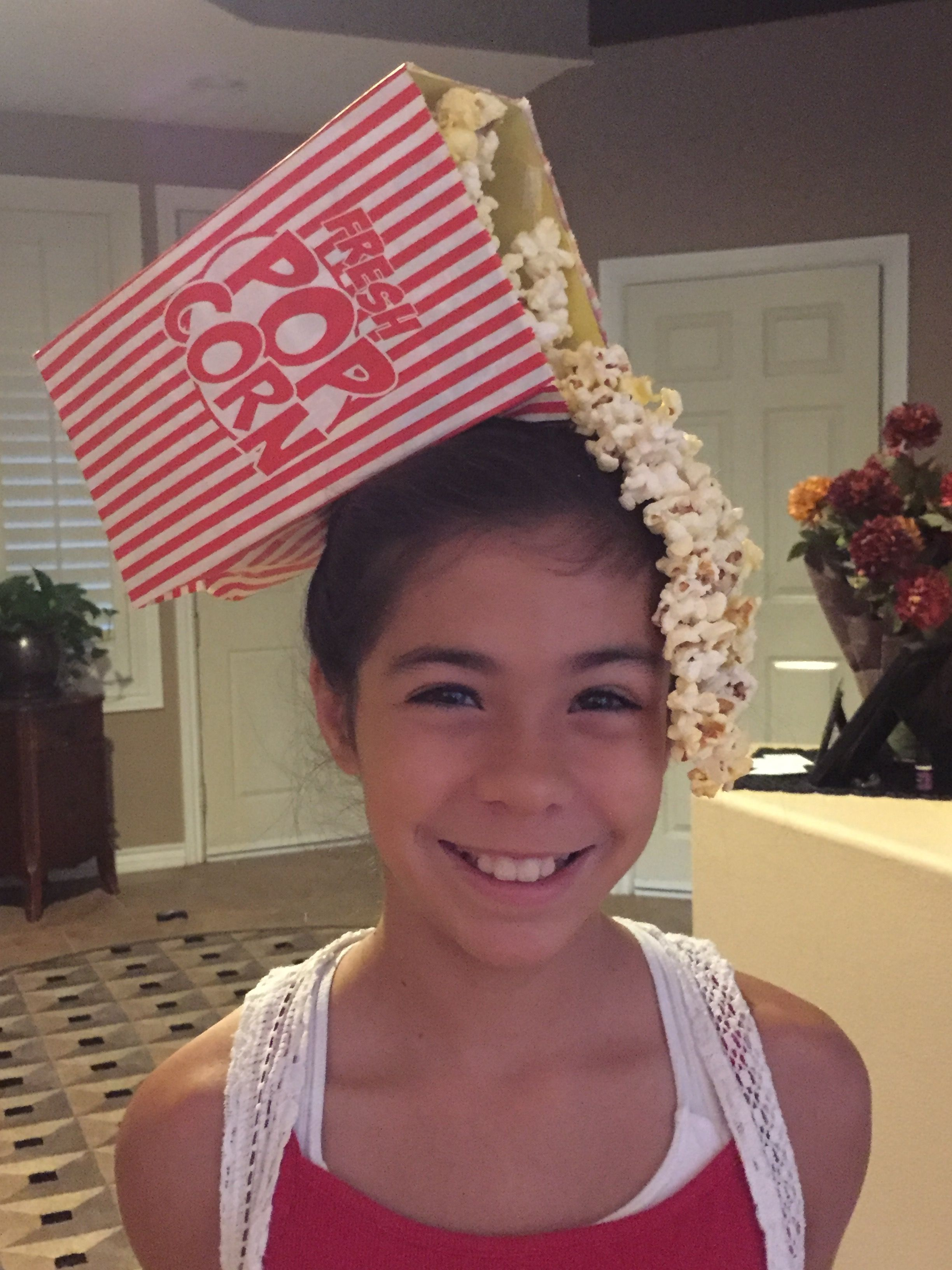 Silly Crazy Hair Day Popcorn Crazy Hair Days Wacky Hair
