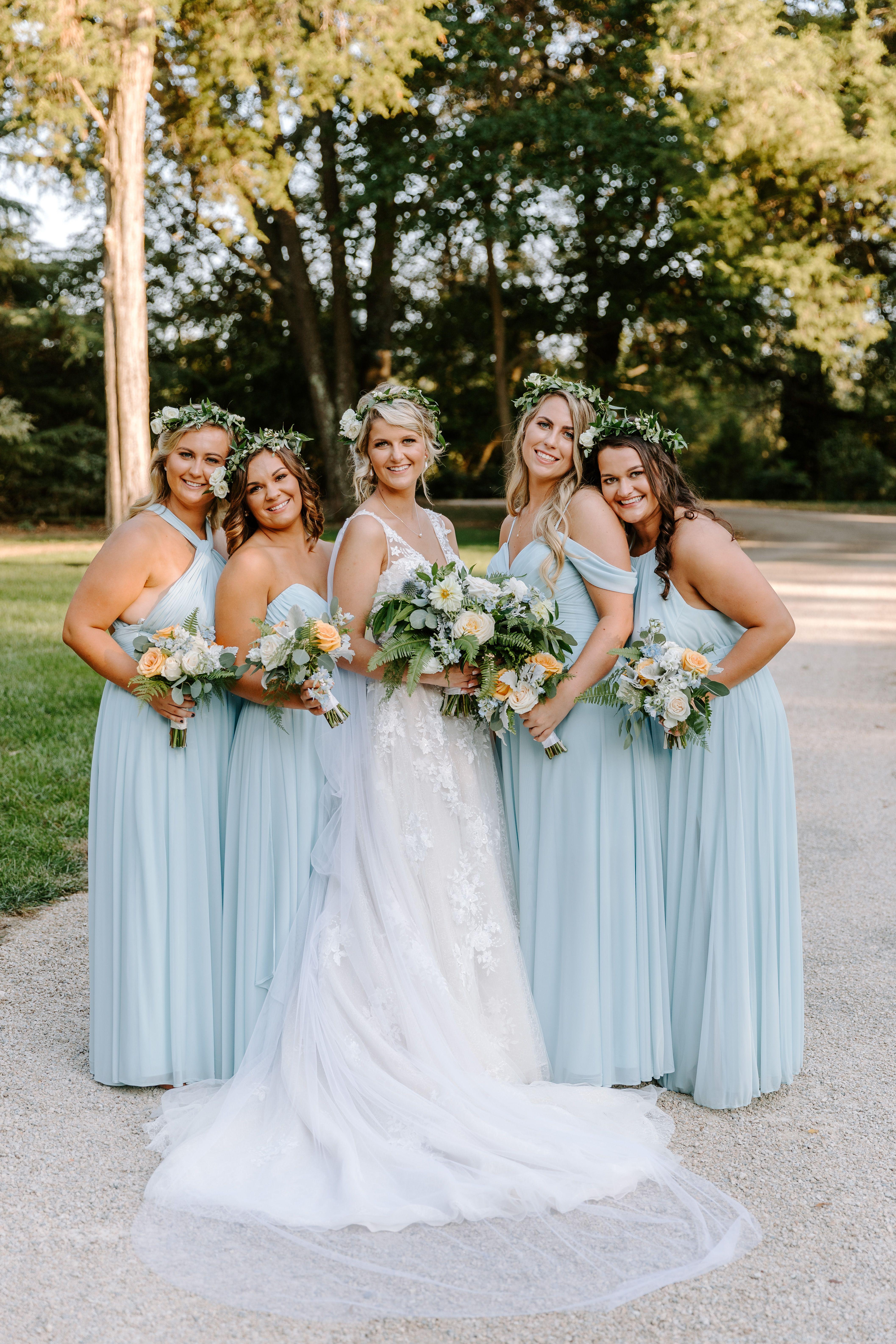 Blue Bridesmaids Dresses Ice Blue Bridesmaid Dress Blue Bridesmaid Dresses Maroon Wedding [ 6343 x 4229 Pixel ]