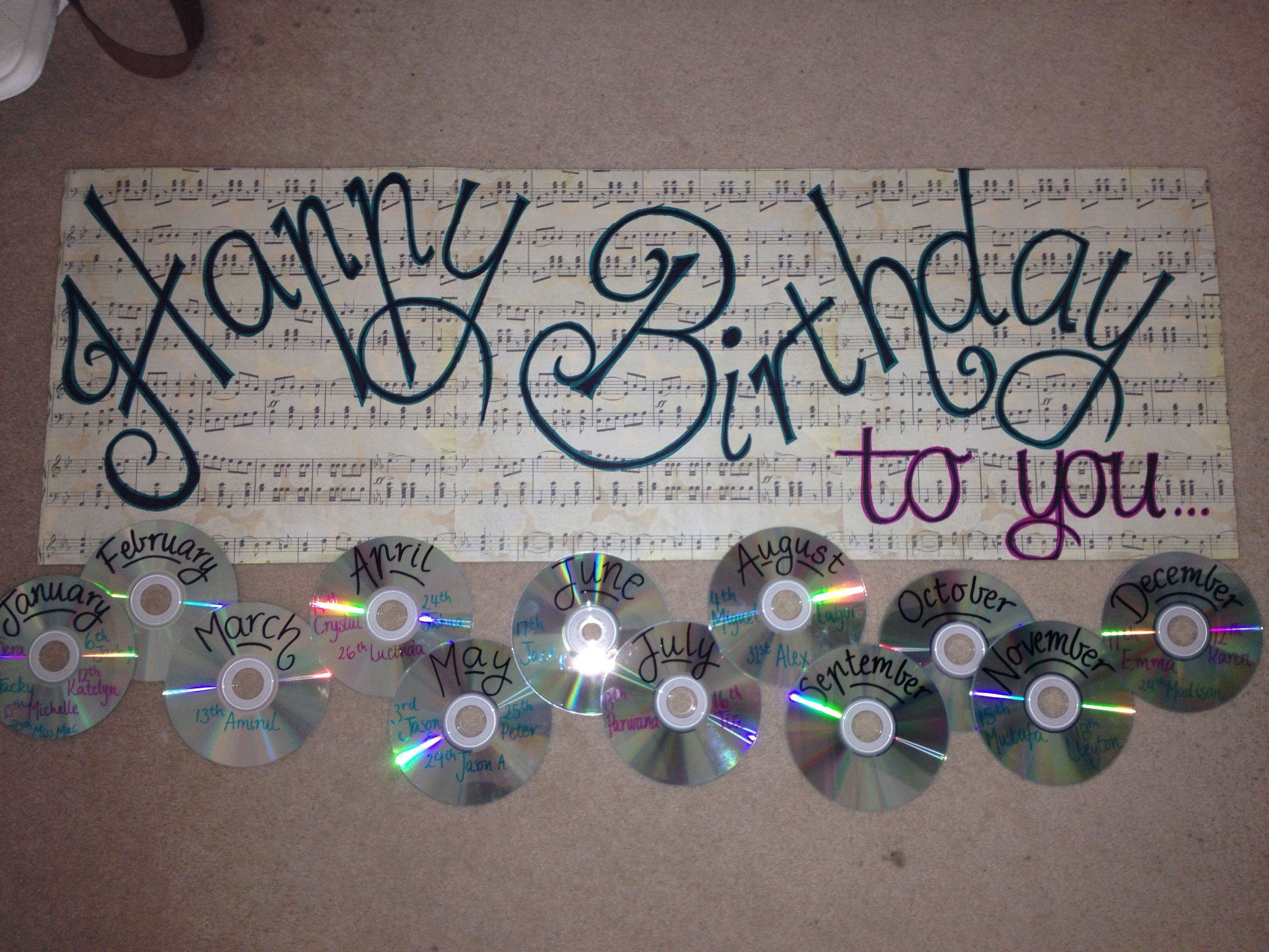 Best 25+ Birthday charts ideas on Pinterest | Birthday ...