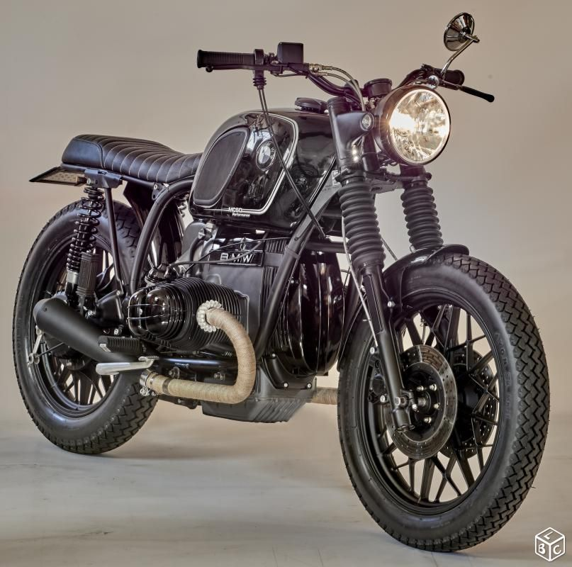 Bmw Cafe Racer R100 Bratstyle R80 R65 R60 R75 Luxury Cars