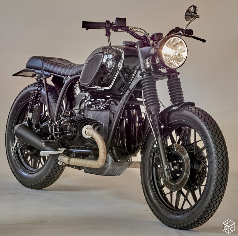 bmw cafe racer r100 bratstyle r80 r65 r60 r75 motos pinterest r65 bmw et bmw cafe racer. Black Bedroom Furniture Sets. Home Design Ideas
