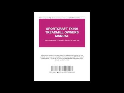 sportcraft tx400 treadmill owners manual tredmill info pinterest rh pinterest com sportcraft tx400 treadmill owners manual Sportcraft Tx350
