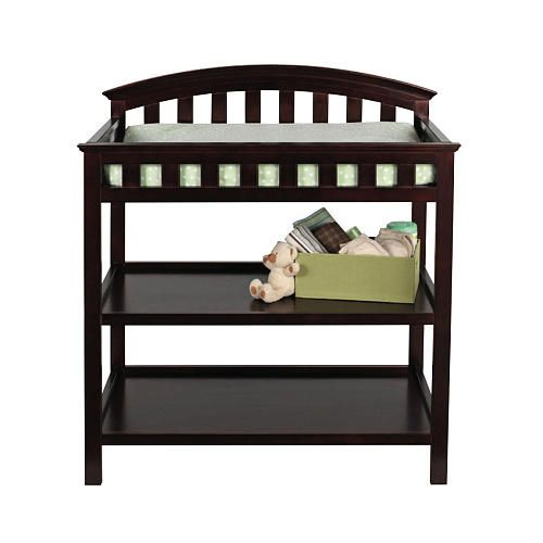 Attrayant Summer Infant Manchester Changing Table   Dark Cherry
