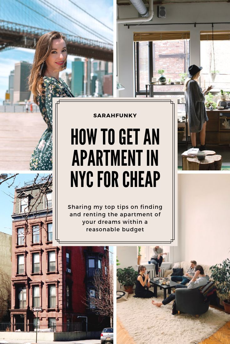 How to get an apartment in NYC | New york life, New york ...