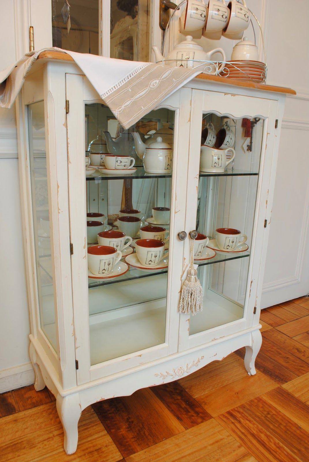 Decoracion De Muebles Viejos Muebles Antiguos Y Vintage Para And  # Muebles Reutilizables