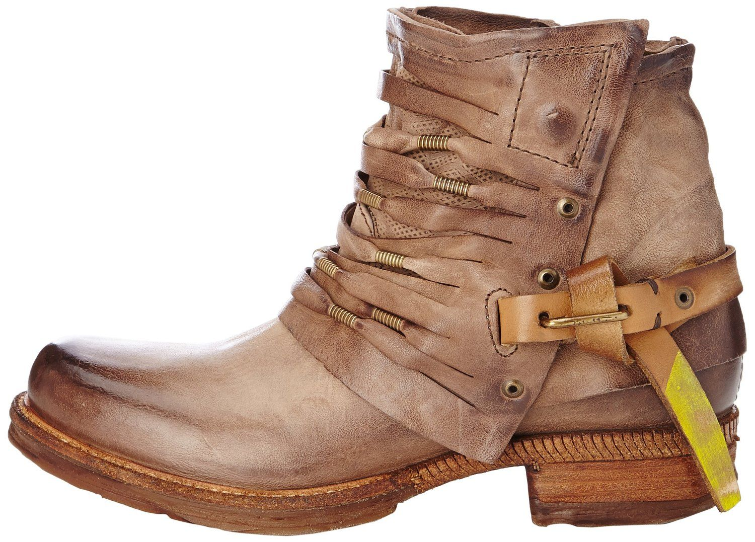 new arrival 2431e 98f14 Airstep AS 98 Saint, Bottes femme - Marron (9900/3534 Rino ...