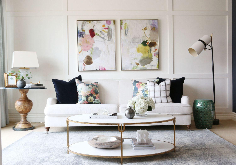 Best Abstract Art Under 100 Living Room Modern Living Room 400 x 300