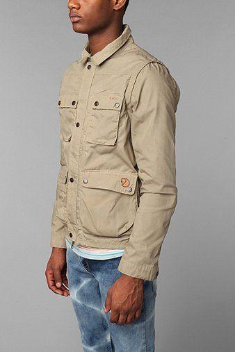 new style c1dfe 5ccf9 Fjallraven Reporter Lite Jacket | Clothing | Jackets, Urban ...