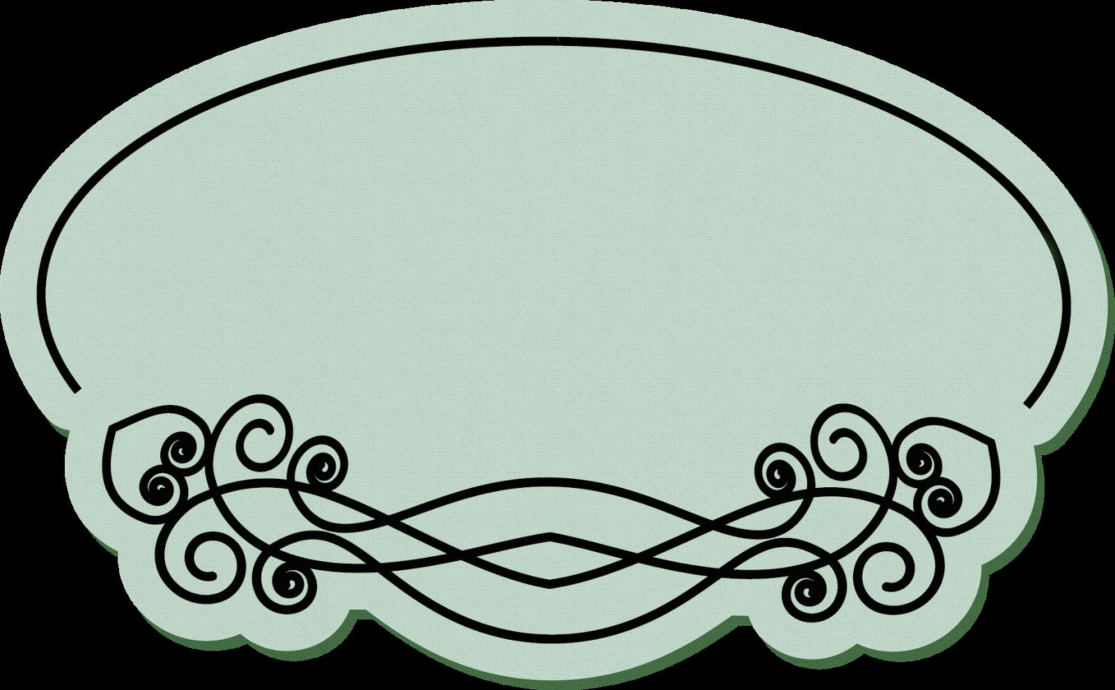 Картинка с окошком для надписи
